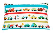 Infant Baby Toddler Anti- Allergy Flat  Soft Pillow for Crib Pram Car Seat