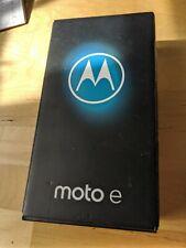 """Motorola Moto E 6.2"""" 32Gb 13Mp Camera Gsm Cdma Unlocked Midnight Blue"""