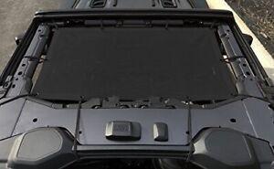 Jeep Wrangler Sun Shade Mesh Top For JK & TJ (1997-2006) (2007-2018)