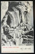 1900 - Erba - Buco del Piombo