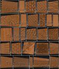 27 Pcs STL 3D Models BRICKS  PANELS Textures for CNC Router 3D Printer Engraver