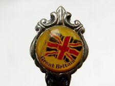 """Vintage Collector Spoon - Great Britain - 4.5"""""""