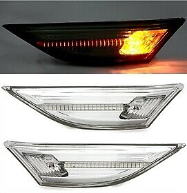 PORSCHE 911 991 BOXSTER CAYMAN 981 CLEAR INDICATORS REPEATERS 2011-2015