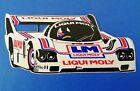 alter Liqui Moly 24h LeMans Aufkleber Sticker, Benzin, Petrol, Motoröl, Oil
