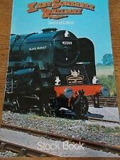 Vintage EAST SOMERSET Railway Booklet Book Real Photos Trains second edition