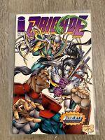 BRIGADE VOL.2 (NO.12) First Printing SEPTEMBER 1994 Image Comics VF+