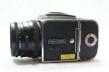 Hasselblad 500 C/M + 80MM F2.8 T* Plannar + Waist Level Finder A12 Back -BB 238-