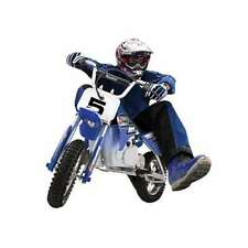 Razor 24v Dirt Rocket Mx350 Electric Motorcycle Bike Black