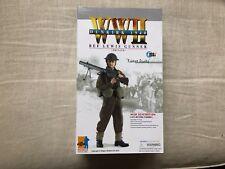 "Dragon WWII 1/6 BEF Lewis Gunner Private ""Robert Davies"" Dunkirk 1940"
