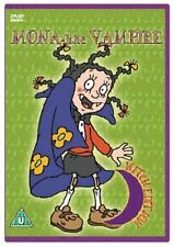 Mona The Vampire - WITCH EDITION Witch Watch/Flea Circus [DVD], DVDs