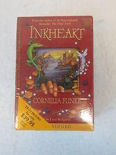 Cornelia Funke INKHEART Read by Lynn Redgrave Unabridged 10 Cassettes SEALED