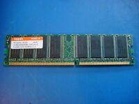 Hynix 512MB PC3200U DDR 400MHZ CL3 Memory Module HYMD264646B8J-D43
