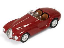 """Ixo Models 1:43 FER 054 FERRARI Auto Avio """"Dark Red"""" 1940 NEW"""