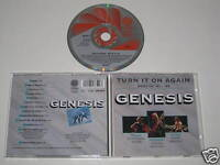 Genesis / Turn It On Again (Vertigo 848 854-2) CD Album