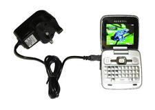 Red Cargador para el Alcatel Ot808 / Ot-808 One Touch teléfono móvil