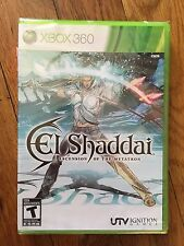 El Shaddai: Ascension of the Metatron XBOX360 (packaging slightly torn)Brand new
