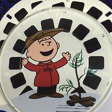 New View-Master 3D A Charlie Brown Christmas Viewmaster 3 Reels 21 Pictures