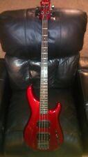 Ibanez RB850 Red Roadstar II Bass Very Good Condition All Original MIJ Fujigen