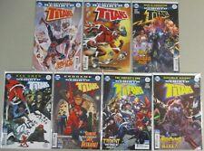 Teen Titans Rebirth #1 2 3 4 5 13-19 Run Lot 12 Comics Robin Batman NM/VF DC