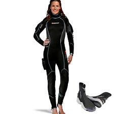 Lo3 Mares Semidry Suit Flexa Therm She Dives 8 6 5 Size 3 Third 62cadd37c
