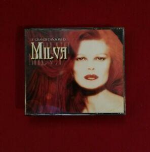 Milva 3 CD Le Grandi Canzoni Di Milva Ricordi COME NUOVO 0886970847322