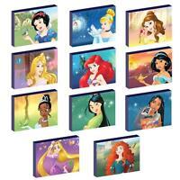 Disney Princess - Canvas Picture Prints - 11 Designs - 3 Sizes - Free Post