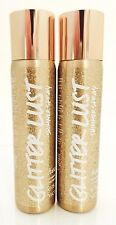 2 VICTORIA'S SECRET GLITTER LUST SHIMMER SPRAY 3oz 90ml NEW!