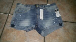 Rue 21 Mid Rise Shortie Shorts Size 5/6 NWT