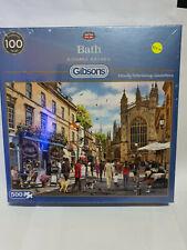 Gibsons G3119 Bath by Richard MacNeil 500 PCE Jigsaw Puzzle