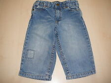 H & M tolle Jeans Hose Gr. 80im Used Look !!