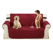 Pet Sofa Cover Removable Waterproof Anti-Slip Couch Sofa Protector Slipcover