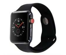Apple Watch Model A1861 Space Gray Black Series 3 42mm BRAND NEW Sealed Box
