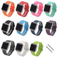 Women Men Bracelet Silicone Wrist Band Watch Band Strap for Fitbit Blaze Watch