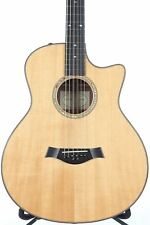 2011 Taylor GT-8 Baritone 8 String Acoustic Electric Guitar