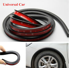 Universal Car Auto Fender Flares Protector  Moulding Trim Protector for 2x Wheel