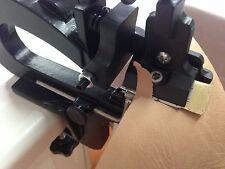 Einfachen Hand Schärfmaschine ;  Hand Spalter für Leder