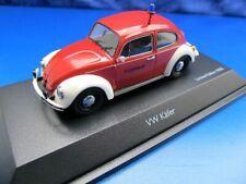 + VW Käfer 1200 Schuco 1:43 +++ Feuerwehr +++  VOLKSWAGEN    450387300
