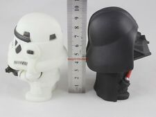 "4/"" Figure Star Wars In Box PVC 2pcs Set Stormtrooper Darth Vader 10cm"