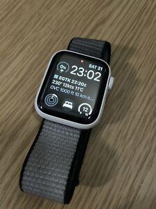 Apple Watch series 5 ceramic white 40mm
