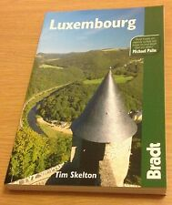 LUXEMBOURG Tim Skelton Book (Bradt Travel Guide) NEW