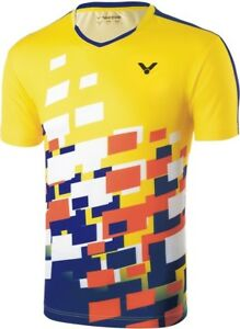 Victor Shirt Malaysia Unisex 6428 Badminton Table Tennis Polo