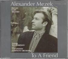 CLIFF RICHARD & ALEXANDER MEZEK RARE CD-SINGLE