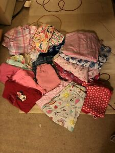 Bundle Of Baby Girl Summer Clothes - Size 9-12/12-18/18-24 Months