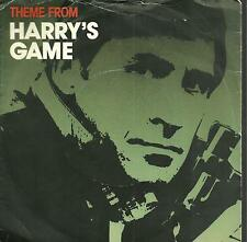 """7A2 used vinyl 7"""" CLANNAD THEME FROM HARRY'S GAME - STRAYED AWAY"""