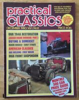 Practical Classics Magazine December 1980 (163) American Classics Triumph TR4 MG