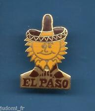 Pin's pin USA PAYS D'AMERIQUE TEXAS VILLE EL PASO (ref L08)