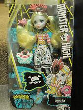 Monster High Shriek Wrecked Nautical Ghouls pirate Lagoona Blue doll BNIB New