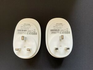 Two TP-Link HS100 Wi-Fi Smart Plugs