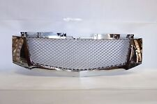 Front Chrome Grille for CADILLAC ESCALADE 07-08,GRZ-ESCL-0708-CM.(fits Cadillac)