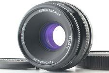 [Exc+5] Zenza Bronica Zenzanon PE 75mm f/2.8 Lens for ETR ETRSi  From JAPAN
